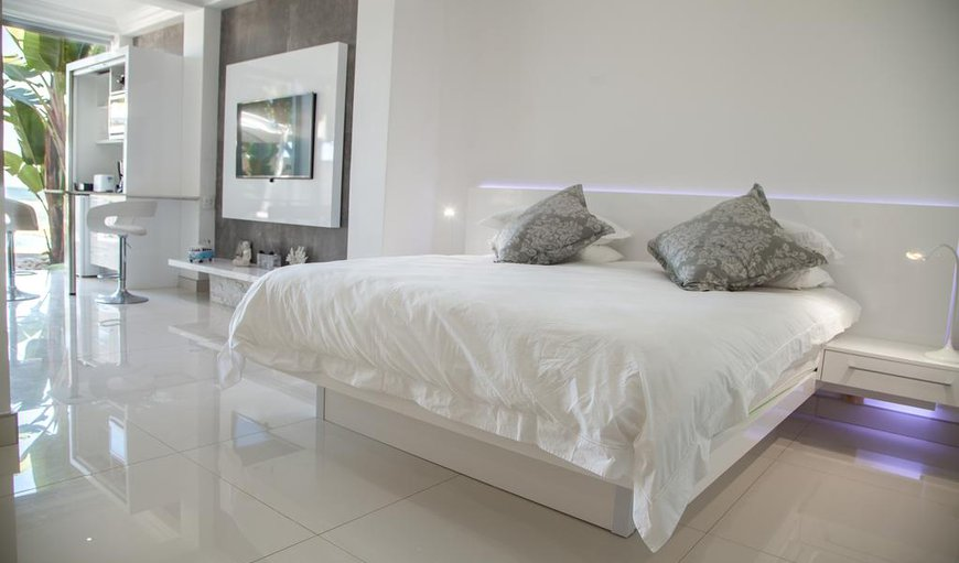 The beautiful and modern bedroom in Wilderness, Western Cape , South Africa