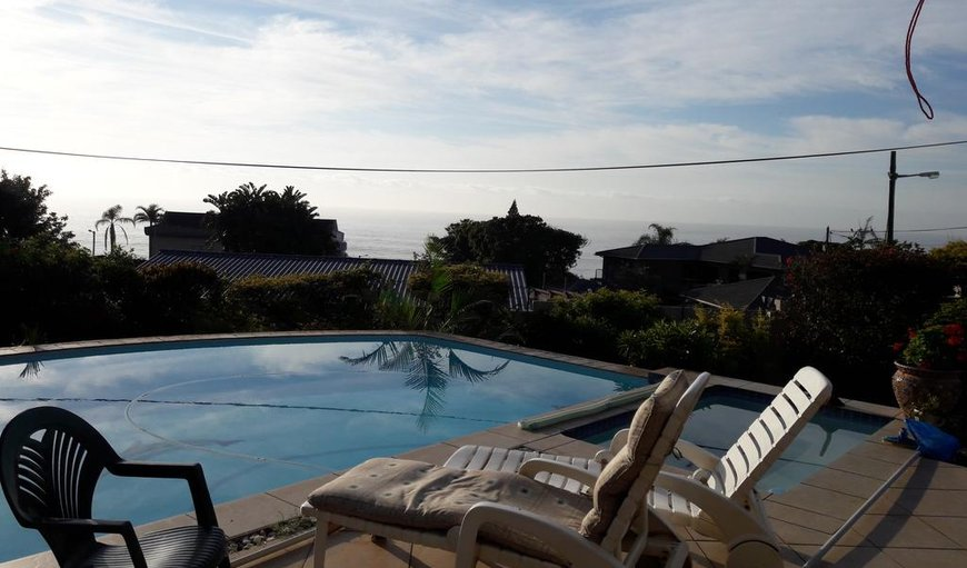Apartment 2 - Queen room with seaview in Manaba Beach, Margate, KwaZulu-Natal, South Africa