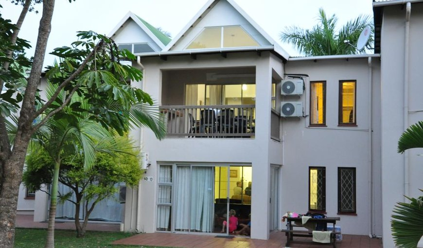 The Bridge Apartments. in St Lucia, KwaZulu-Natal , South Africa