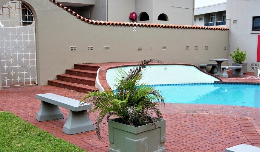 Pool area next to apartment in Ballito, KwaZulu-Natal , South Africa