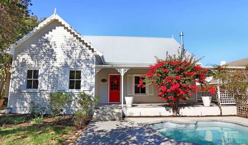 Jasmine Cottage in Franschhoek, Western Cape , South Africa
