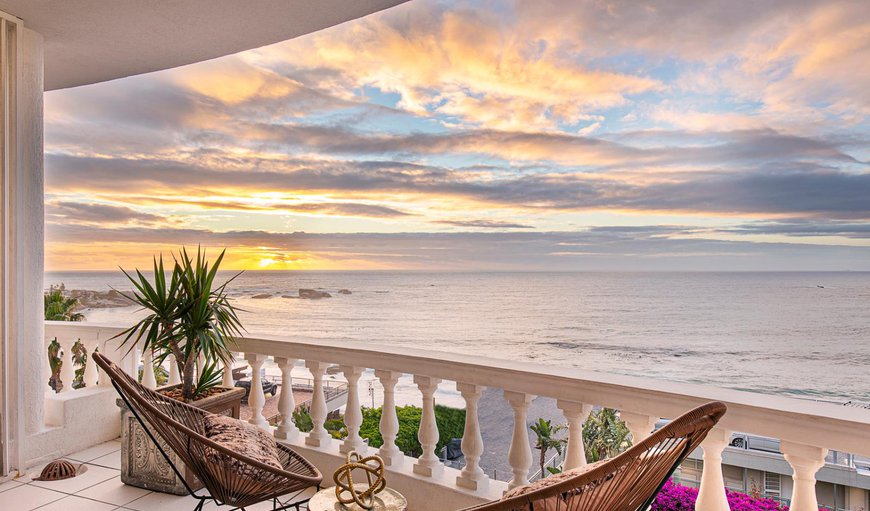 Balcony with amazing views