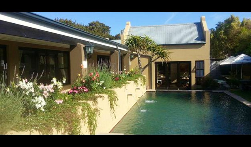Welcome to Aloe House. in Hermanus, Western Cape , South Africa