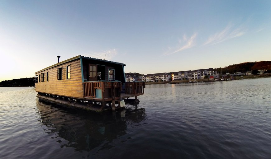 Welcome to Houseboat Myrtle! in Knysna, Western Cape, South Africa