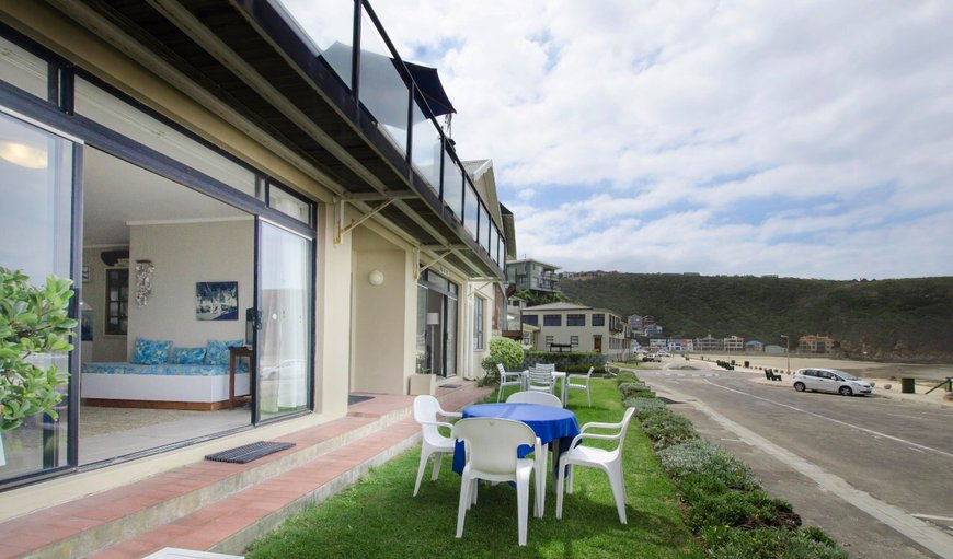 Beautiful ocean views the the unit in Herold's Bay, Western Cape , South Africa