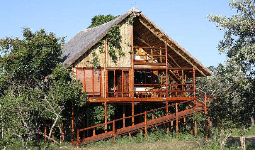 Family Treehouse Pezulu Lodge