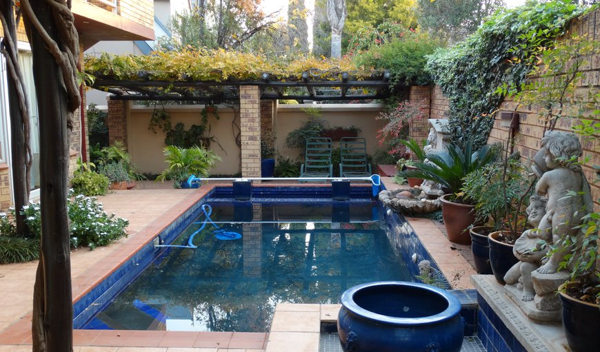 The Monte Carlo Guest House in Pretoria (Tshwane), Gauteng, South Africa