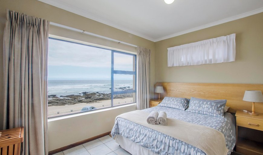 Beautiful ocean views from the main bedroom in Herold's Bay, Western Cape , South Africa