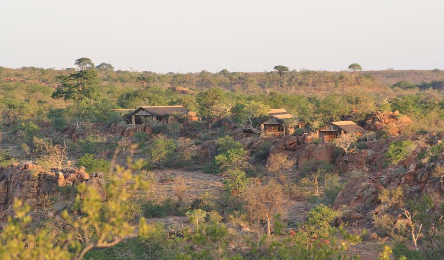 Welcome to Kaoxa Bush Camp. in Alldays, Limpopo, South Africa