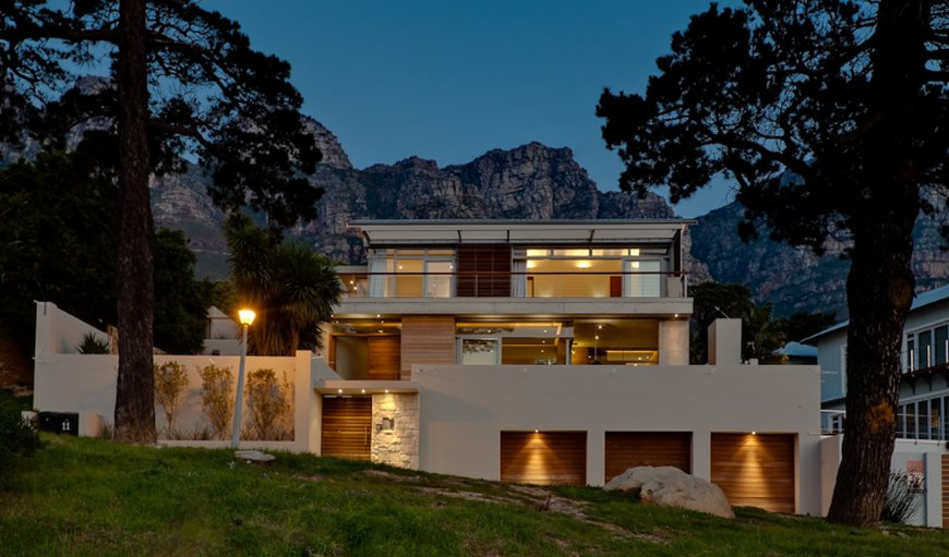 Welcome to Ocean Villa. in Bakoven, Cape Town, Western Cape , South Africa