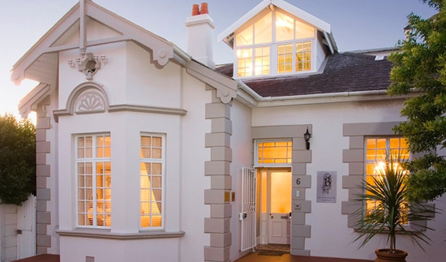 Welcome to Blackheath Lodge in Sea Point, Cape Town, Western Cape , South Africa