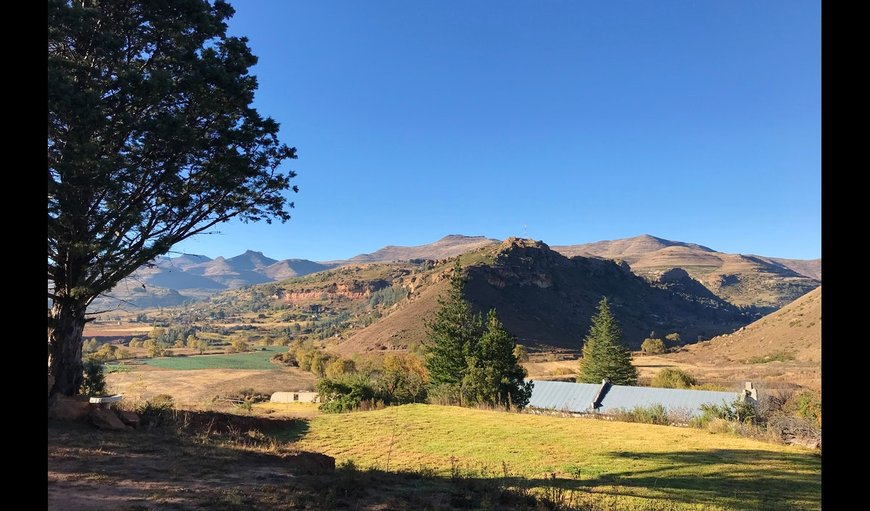Campsite 1 in Clarens, Free State Province, South Africa