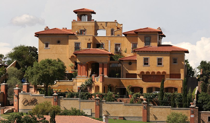 Castello Di Monte in Waterkloof Ridge, Pretoria (Tshwane), Gauteng, South Africa