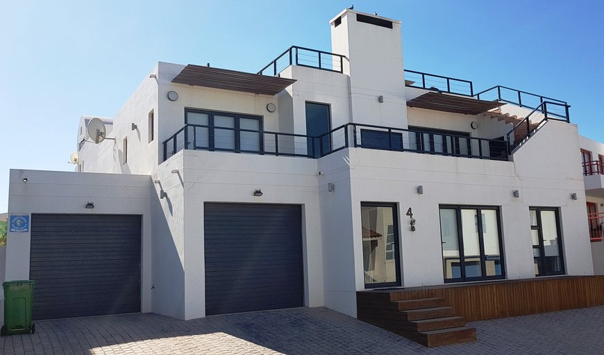Outside View in Langebaan , Western Cape , South Africa