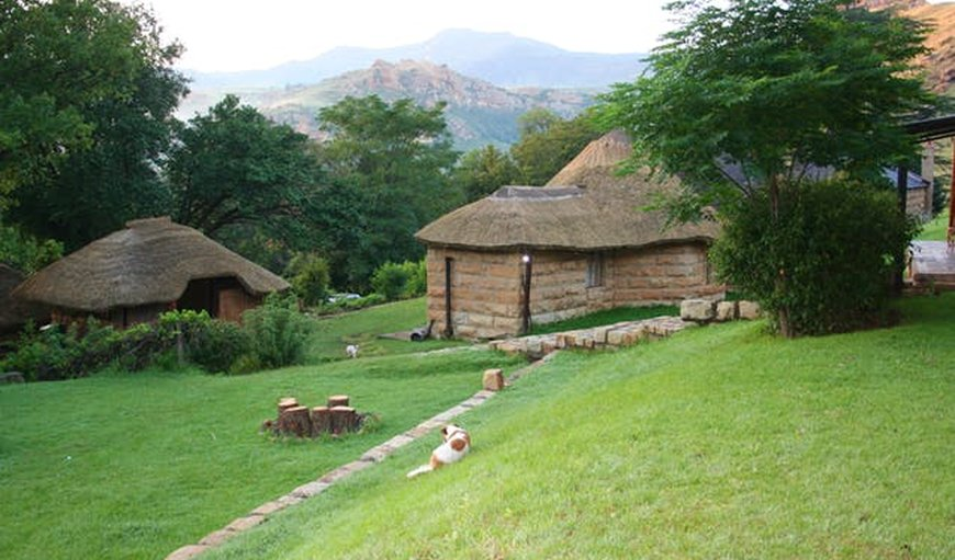 Welcome to Old Mill Guest Farm Chalet 2 in Clarens, Free State Province, South Africa