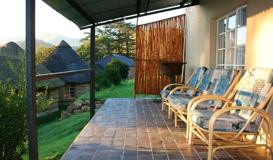 Welcome to Old Mill Guest Farm Chalet 4 in Clarens, Free State Province, South Africa