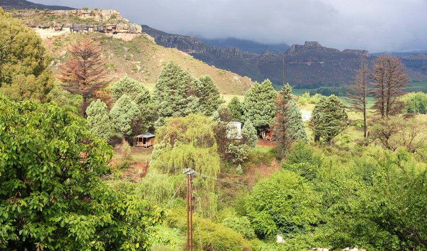 Welcome to Old Mill Drift Guest Farm Chalet 5 in Clarens, Free State Province, South Africa