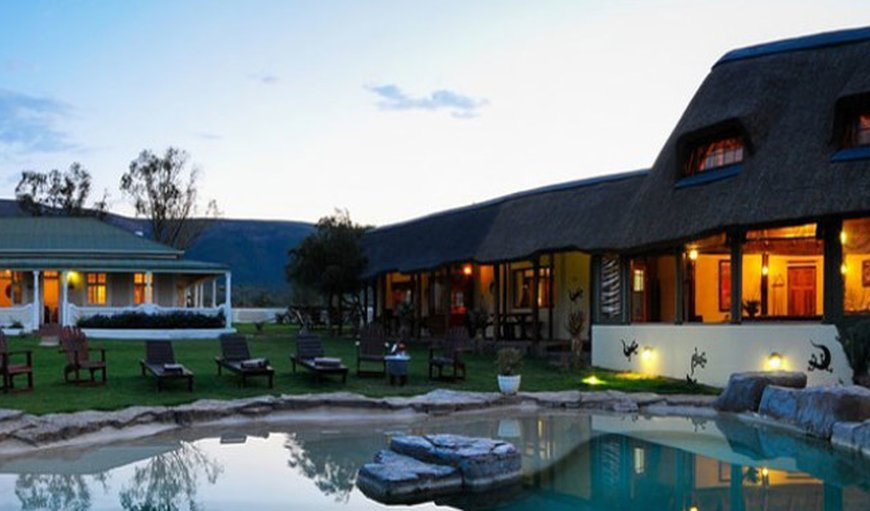 Welcome to Koffylaagte Game Lodge. in Kini Bay, Port Elizabeth, Eastern Cape, South Africa