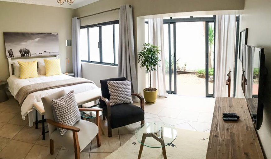 Sunshine Letting - Studio with patio in Sea Point, Cape Town, Western Cape , South Africa