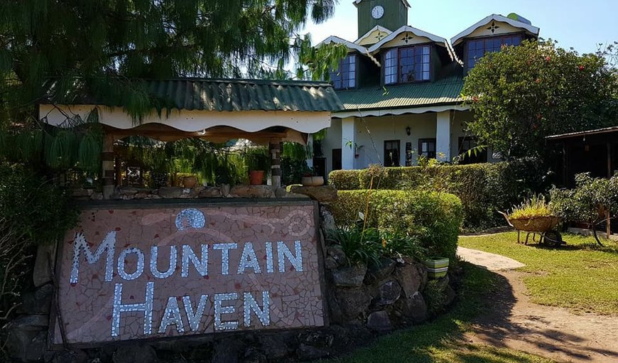 Welcome to Mountain Haven! in Kaapsehoop, Mpumalanga, South Africa