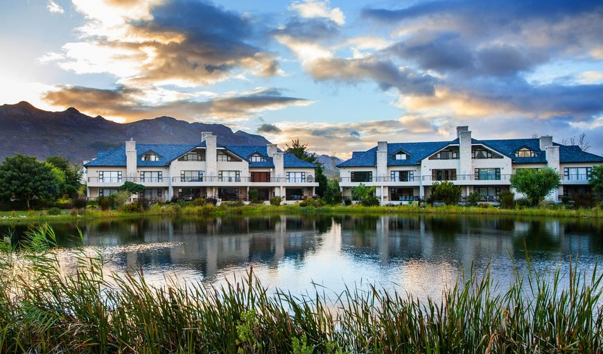 Welcome to Valley Golf Lodges in Pearl Valley Golf Estate, Paarl, Western Cape , South Africa