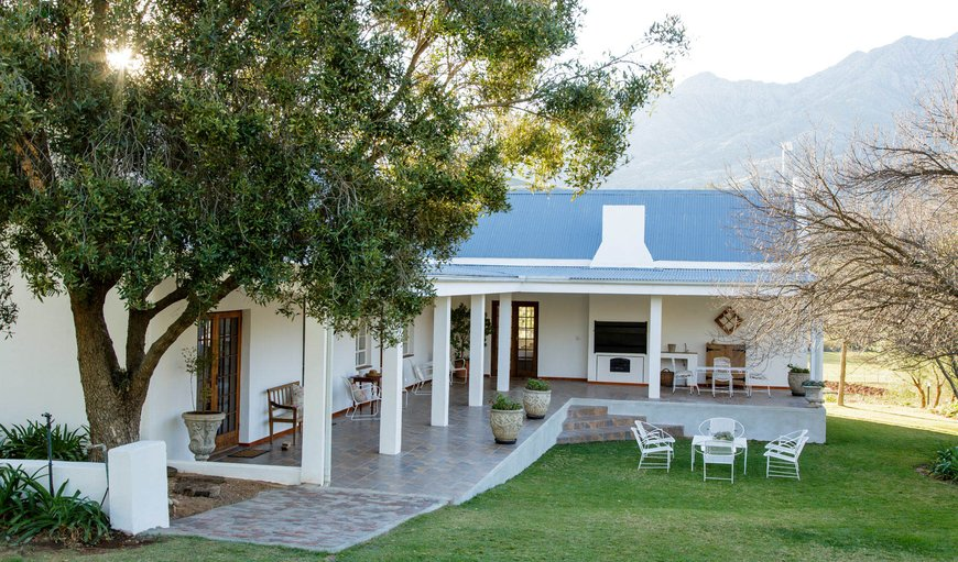 Welcome to Blue Lily Retreat in Matjiesrivier, Oudtshoorn, Western Cape, South Africa