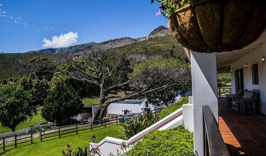 Welcome to High Season Luxury Farm Cottages The Lodge. in Hemel En Aarde Estate, Hermanus, Western Cape, South Africa