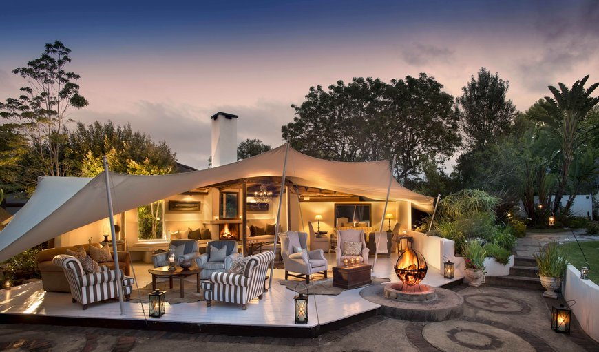 Hunters Country House in Harkerville, Plettenberg Bay, Western Cape, South Africa