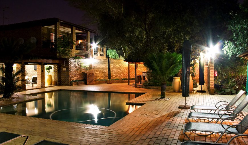 Pool & Outside Bar area in North Riding, Randburg, Gauteng, South Africa