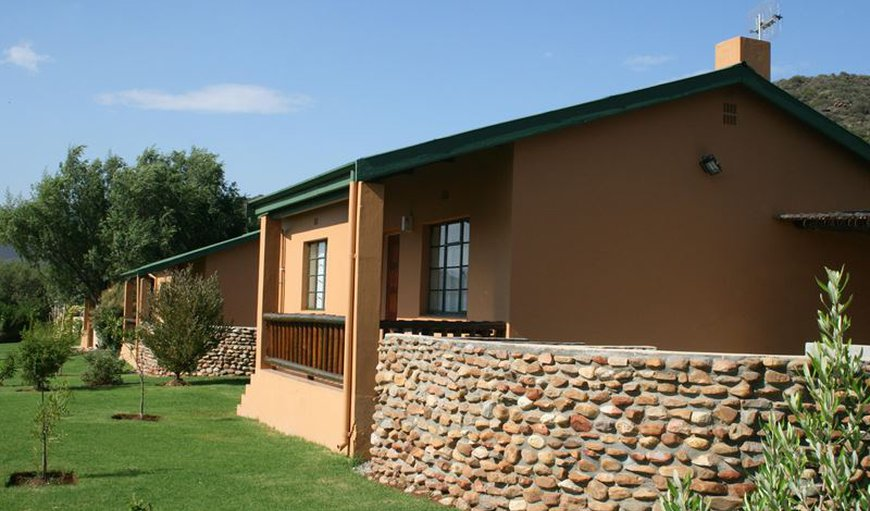 Welcome to Le Domaine Self Catering Cottages in Montagu, Western Cape, South Africa
