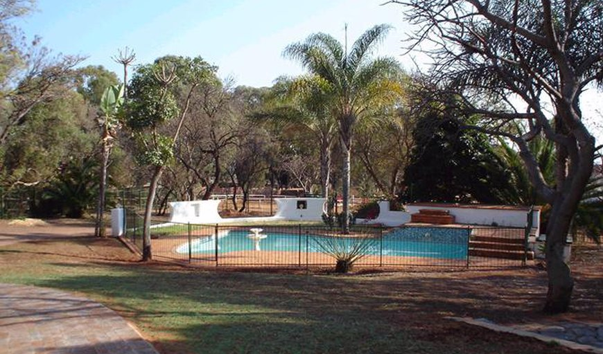 The Paddock Equestrian Centre and Guest House in Pretoria (Tshwane), Gauteng, South Africa
