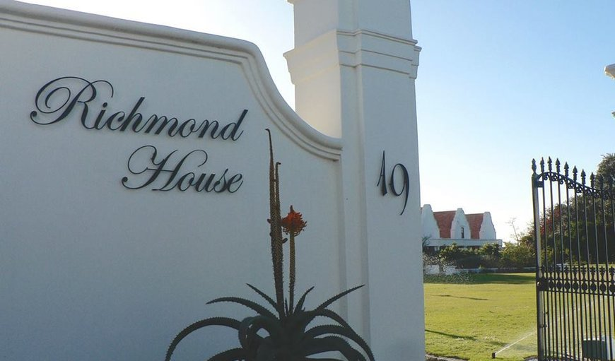 Welcome to Richmond House Cottages in Port Alfred, Eastern Cape, South Africa