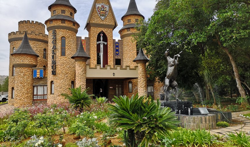 Welcome to Excalibur Boutique Hotel in Rustenburg, North West Province, South Africa