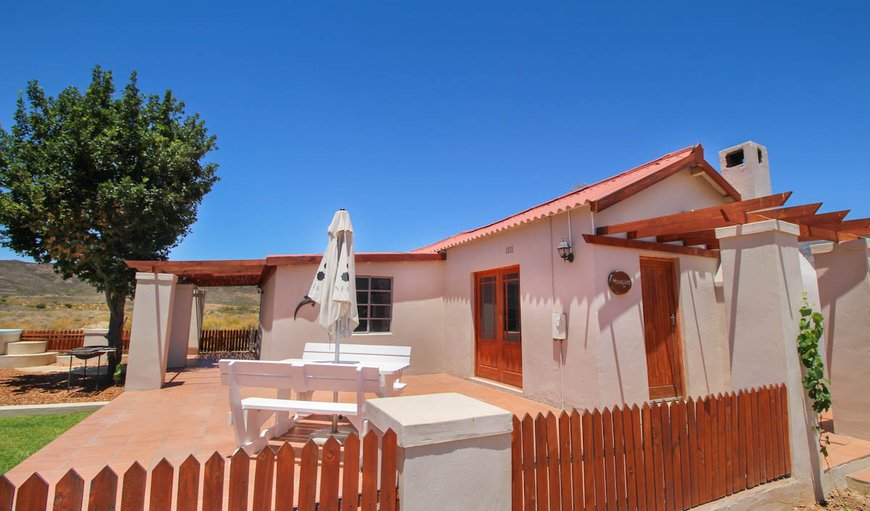 Welcome to Honeybee Cottage in Montagu, Western Cape, South Africa