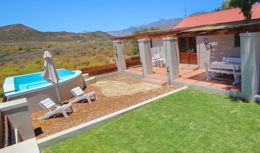 Welcome to Sugar Bird Cottage in Montagu, Western Cape, South Africa