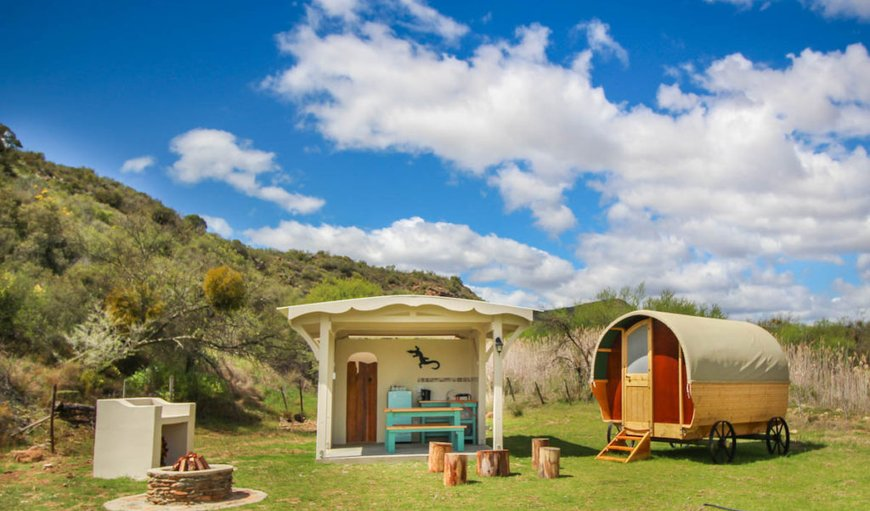 Welcome to Eden Ranch in Montagu, Western Cape , South Africa