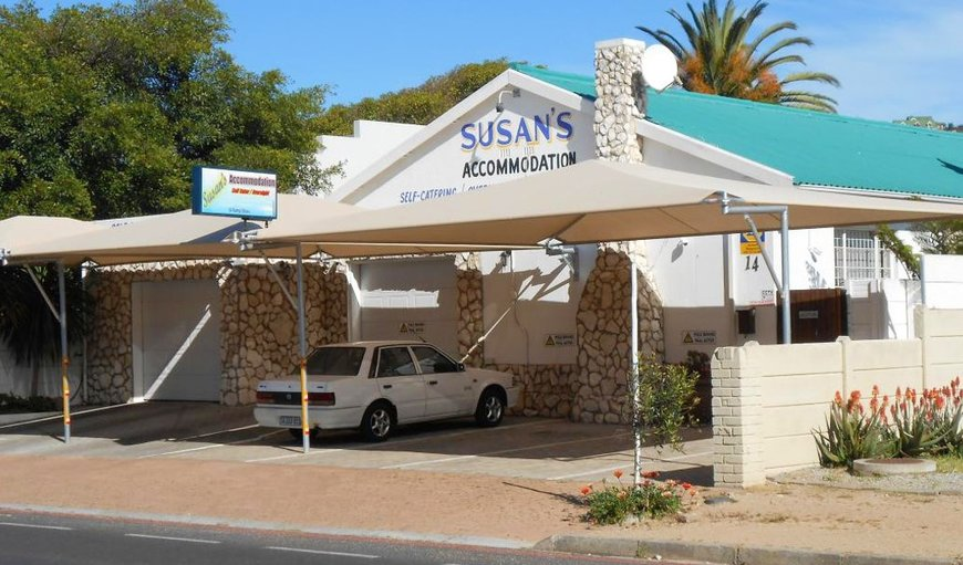Welcome to Susan's Accommodation in Saldanha Bay, Western Cape, South Africa