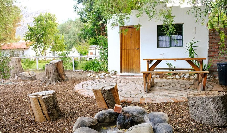 Welcome to Vygies Cottage in Montagu, Western Cape , South Africa