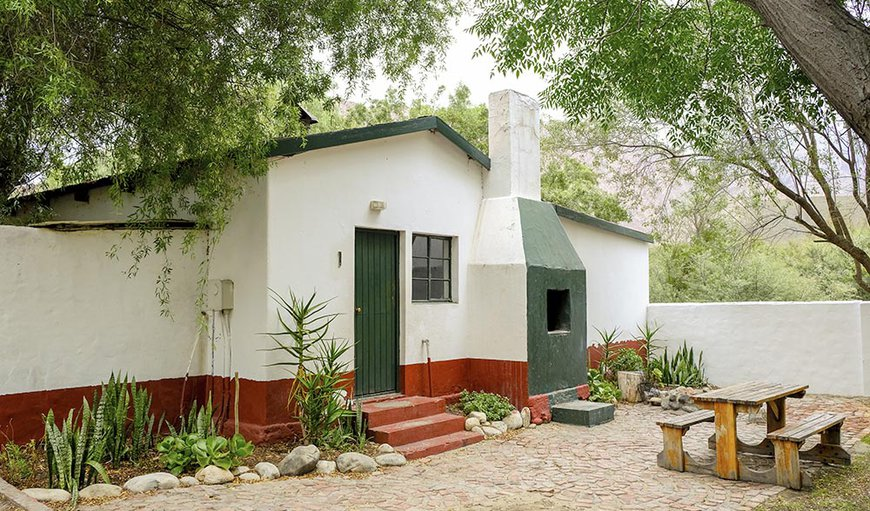 Welcome to Salvia Cottage in Montagu, Western Cape, South Africa
