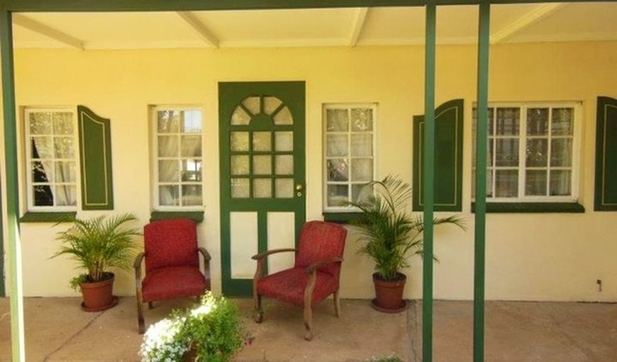 Welcome to The Green Door Self Catering Cottages. in Parys, Free State Province, South Africa