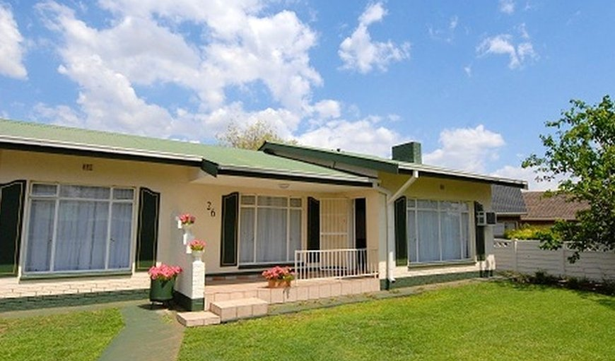Welcome to Green Door Guest House Cottage Venus Street. in Parys, Free State Province, South Africa
