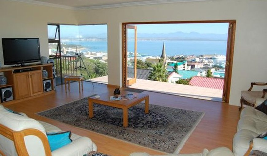 Guest Lounge in Mossel Bay, Western Cape, South Africa