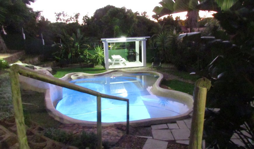 Pool Area in Table View, Cape Town, Western Cape, South Africa