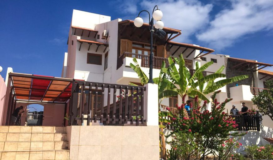 Welcome to Salav Guest House. in Santiago, Cape Verde, Cape Verde, Cape Verde