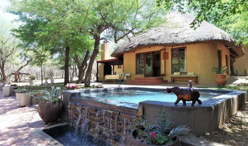 Self catering 3 bedroom house in Marloth Park, Mpumalanga, South Africa