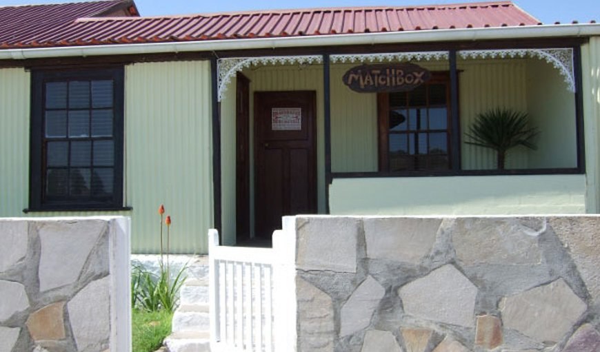 Welcome to Bedrock Lodge - Matchbox in Port Nolloth, Northern Cape, South Africa