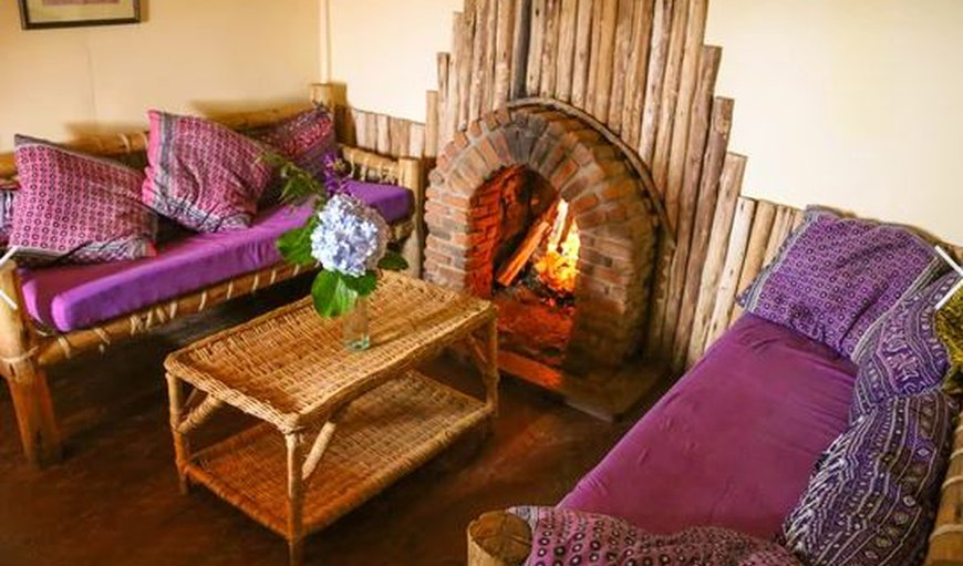 Bungalow Lounge with Fireplace in Kerugoya, Kirinyaga County, Kenya