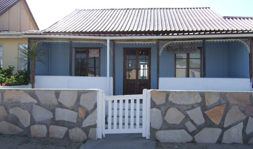 Welcome to the Bedrock Lodge - Blue House in Port Nolloth, Northern Cape, South Africa