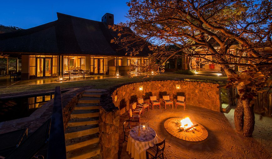 Welcome to Ekuthuleni Lodge. in Welgevonden Game Reserve, Limpopo, South Africa