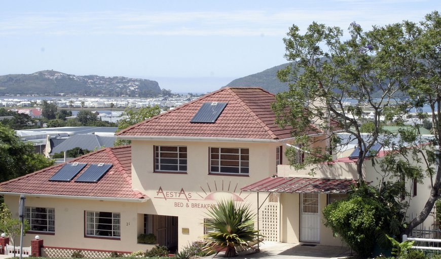 Welcome to the stunning AestAs B&B  in Knysna Central , Knysna, Western Cape , South Africa